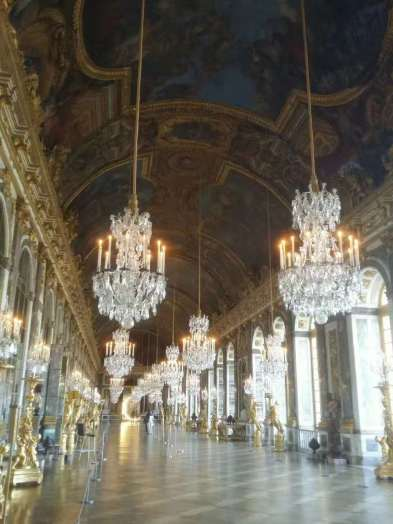 Versailles - Gallery of Mirror