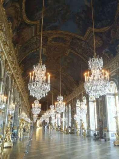 Versailles - Gallery of Mirror