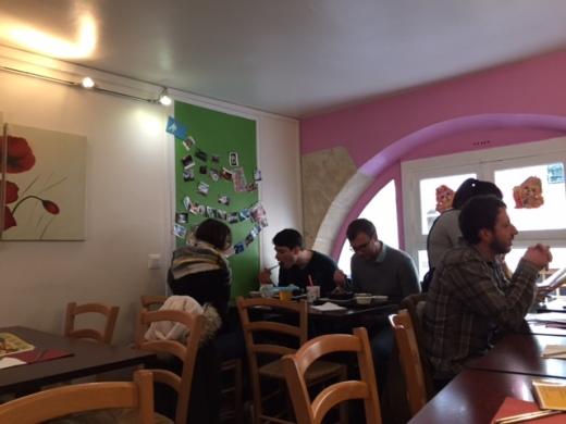 Paris Momo salon de thé Taiwanais 2