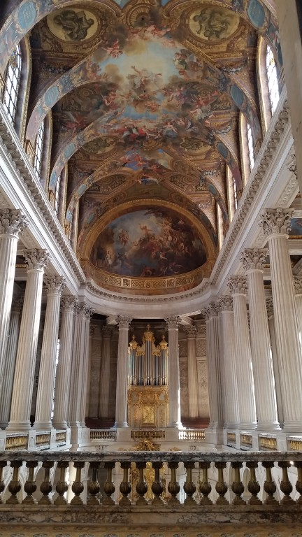 Versailles -royal Chapel