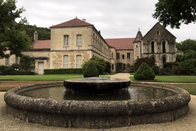 Abbey de Fontenay 4