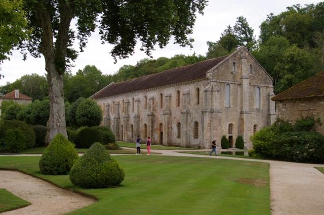 Abbey de Fontenay 5