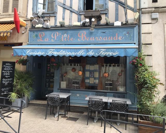 Auxerre La P'tite Beursaude