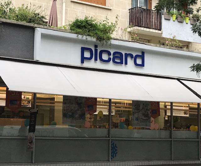 Picard shop