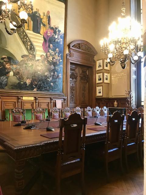 Sorbonne Salle de l'acte