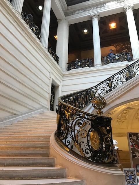 Sorbonne Staircase